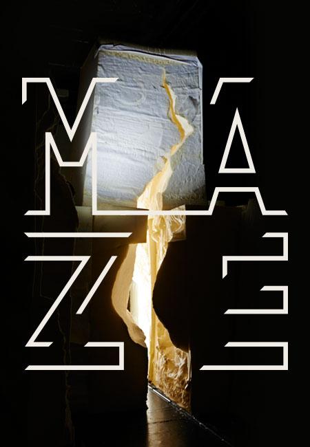 Jasmin Vardimon Company - MAZE