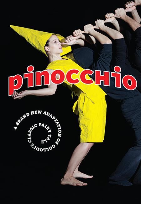 Jasmin Vardimon Company - Jasmin Vardimon Company - Pinocchio