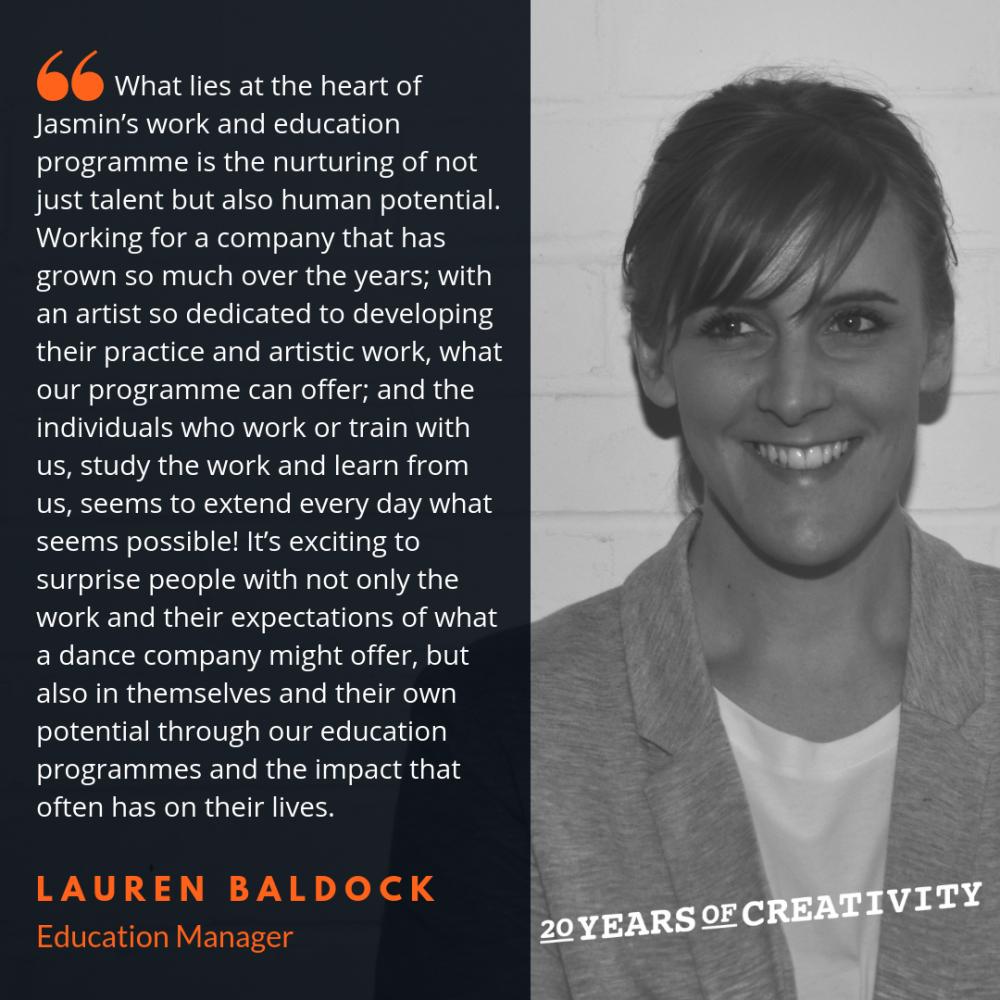 Lauren Baldock