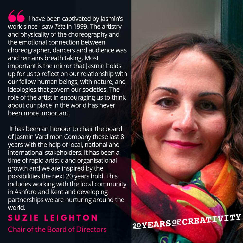 Suzie Leighton